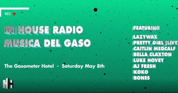 In House Radio x Musica Del Gaso tickets
