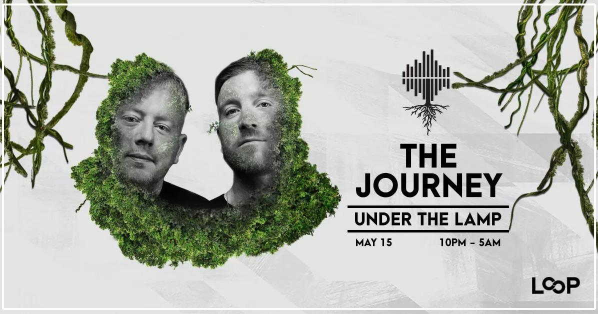 The Journey - Under The Lamp tickets