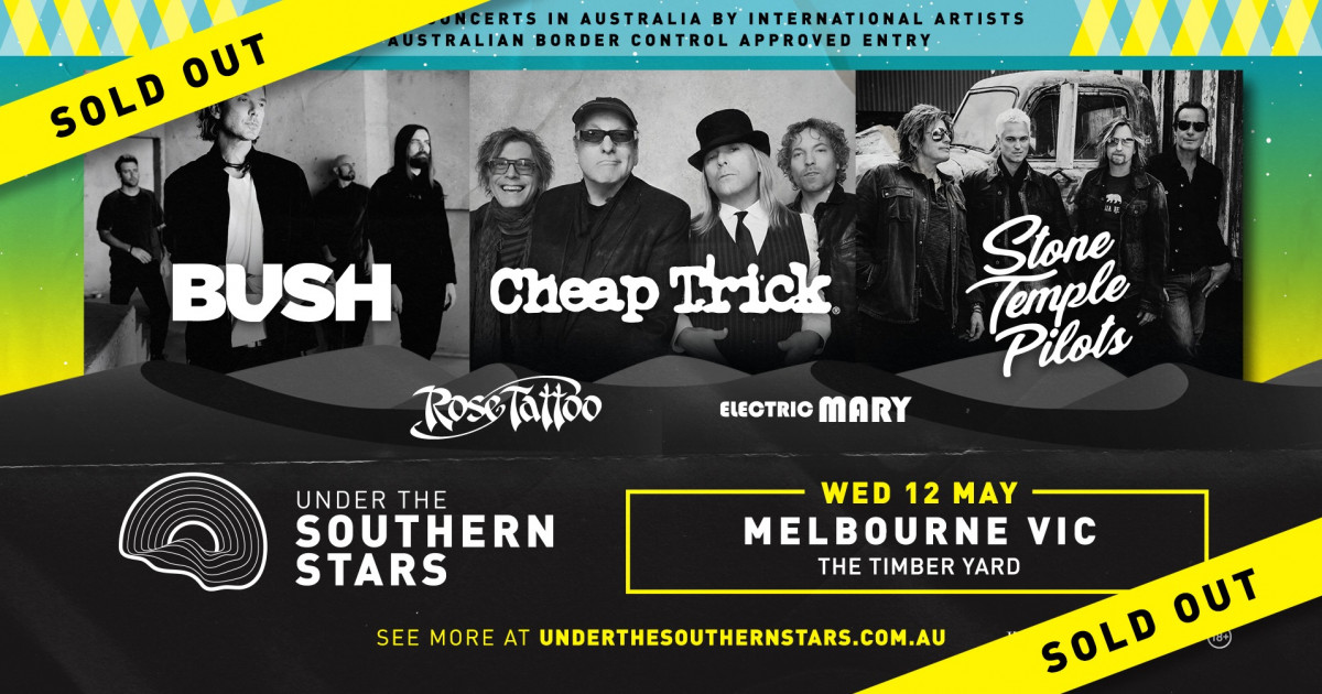 Under The Southern Stars - Port Melbourne (indoors) tickets