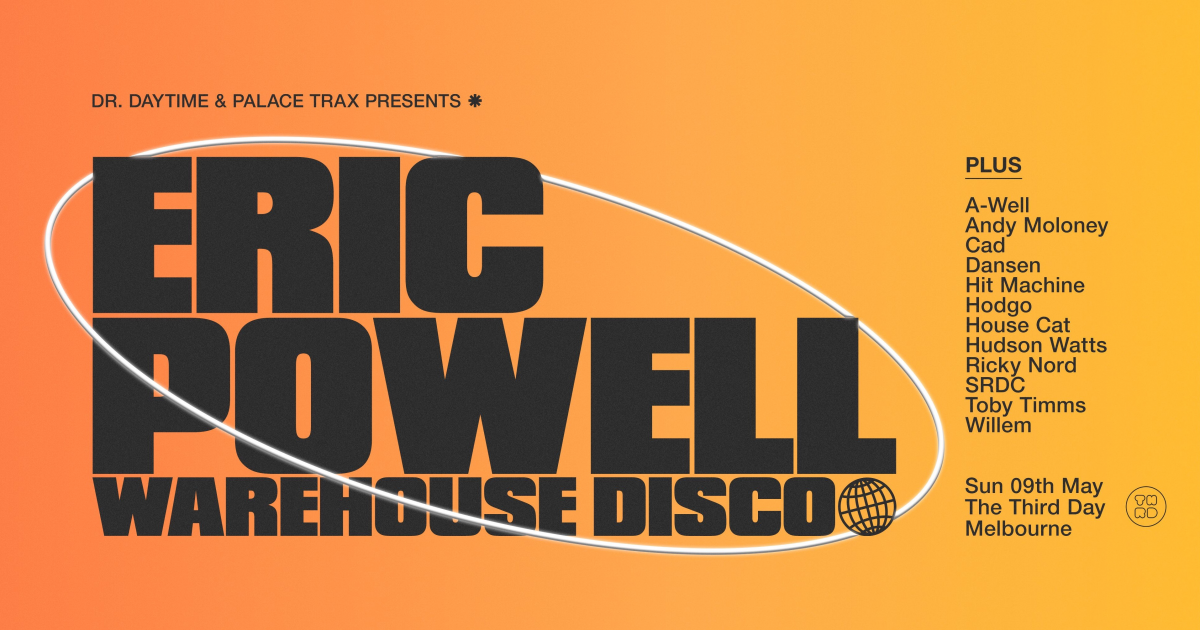 Eric Powell tickets